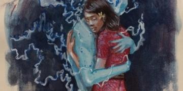 Di Nusa Penida, Ada Gadis Menikah dengan Halilintar