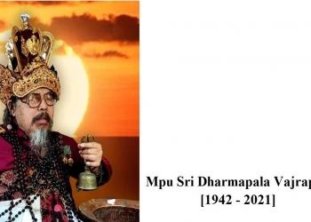 Sri Mpu Sri Dharmapala Vajrapani  [Foto: NW Adnyani]