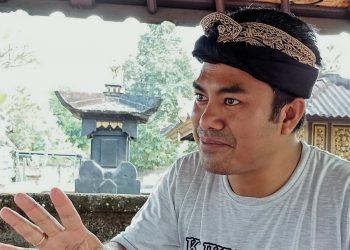 Pustaka Ekspresi, Janji Hati Made Sugianto pada Sastra Bali Modern