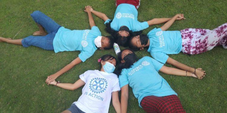 Open Border   Art Camp 2021 Wianta Foundation di Desa Apuan, Tabanan